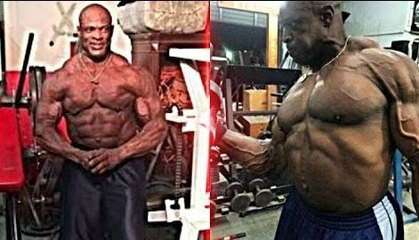 ronnie coleman age