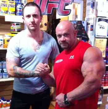 SYNTHOL Is NOT In Their ARMS! Possible DEATH? • Muscle Roast