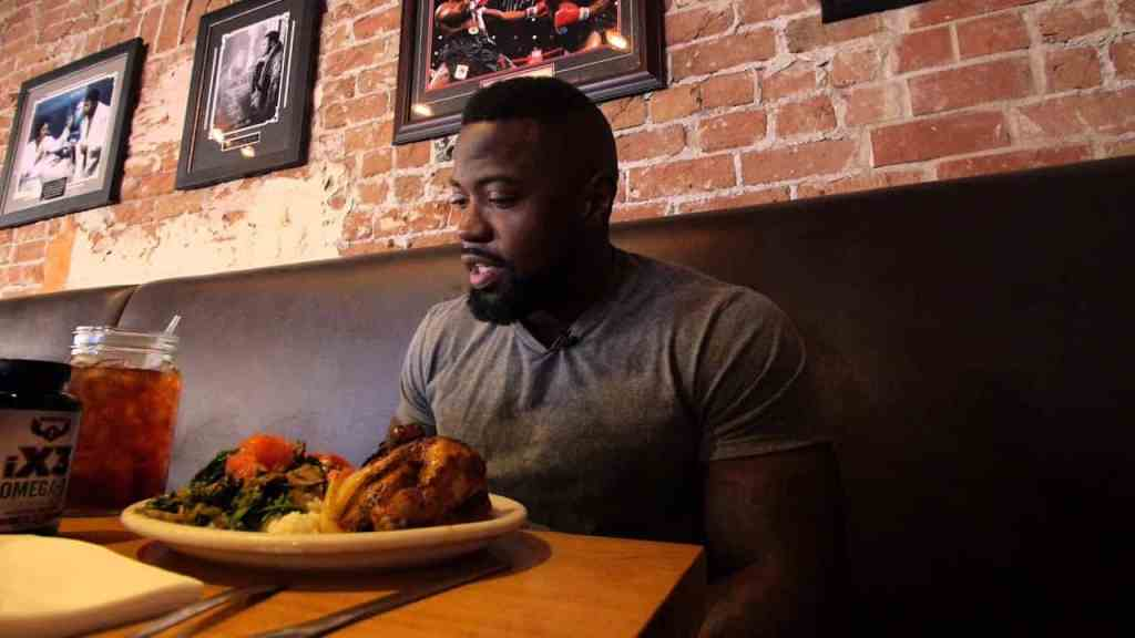 mike rashid diet