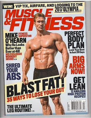 mike o'hearn magazine