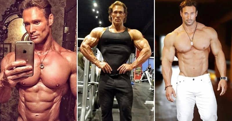 Mike O'Hearn GLADIATOR TIPS On Getting JACKED! • Muscle Roast