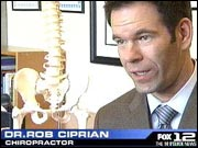 Dr. Robert Ciprian Portland Chiropractor Applied Kinesiologist