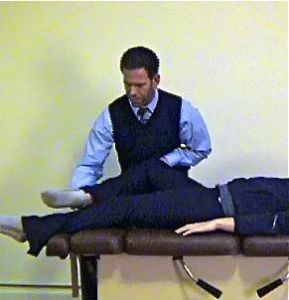 Low back pain related to adrenal glands