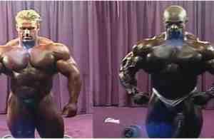 2001 Mr Olympia