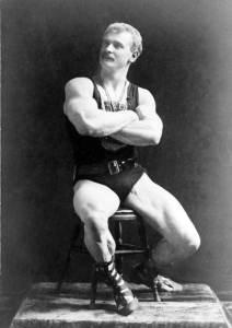 Eugen Sandow Olympia