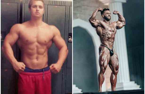 Regan Grimes Transformation