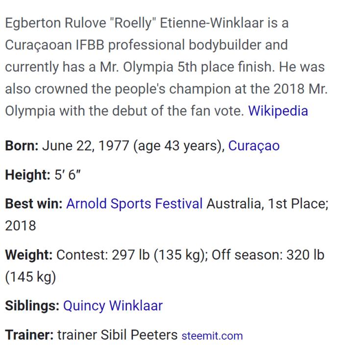 Roelly Winklaar Bio