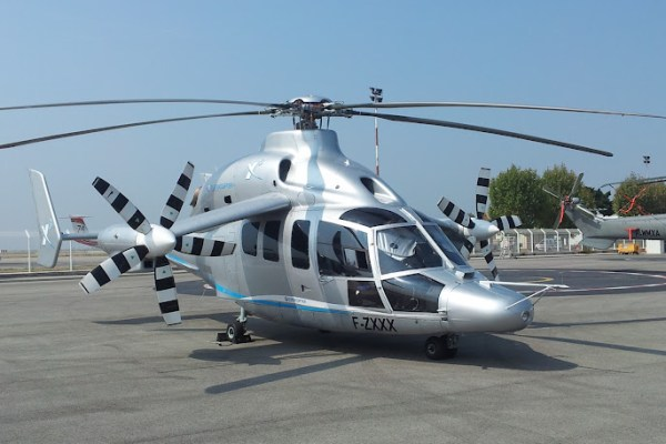 Eurocopter X3 - Musee de l'aviation Saint Victoret