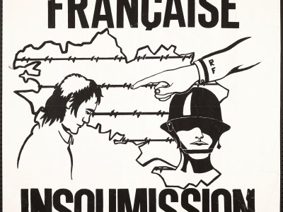 Un don d'affiche : « Conscription française, insoumission bretonne »
