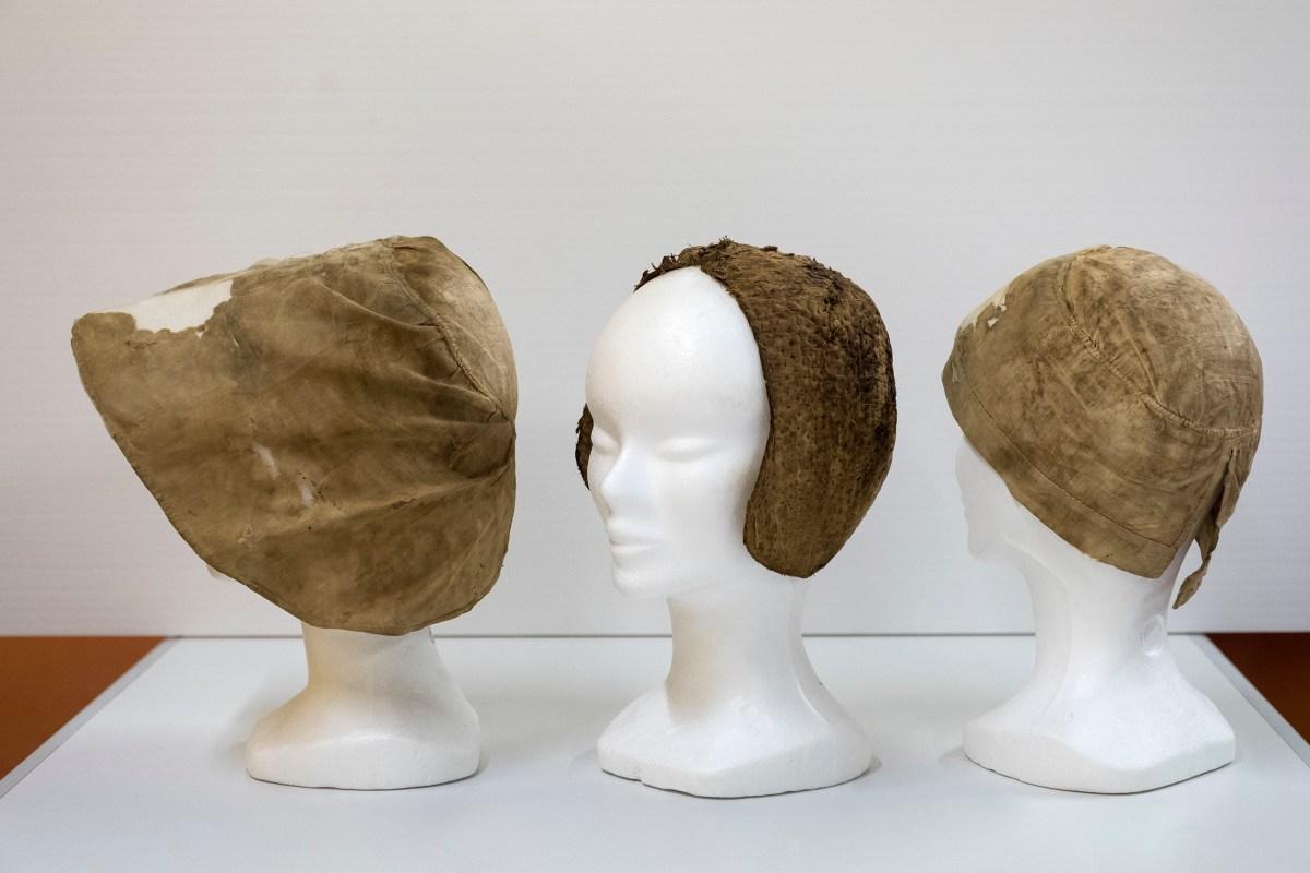 Coiffe Louise de Quengo - musée de Bretagne
