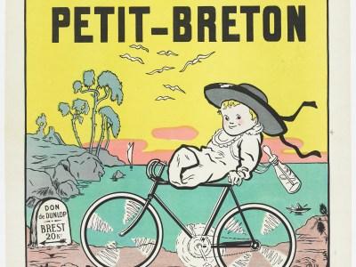 La Bretagne par l'image – La Bretagne et la passion du vélo