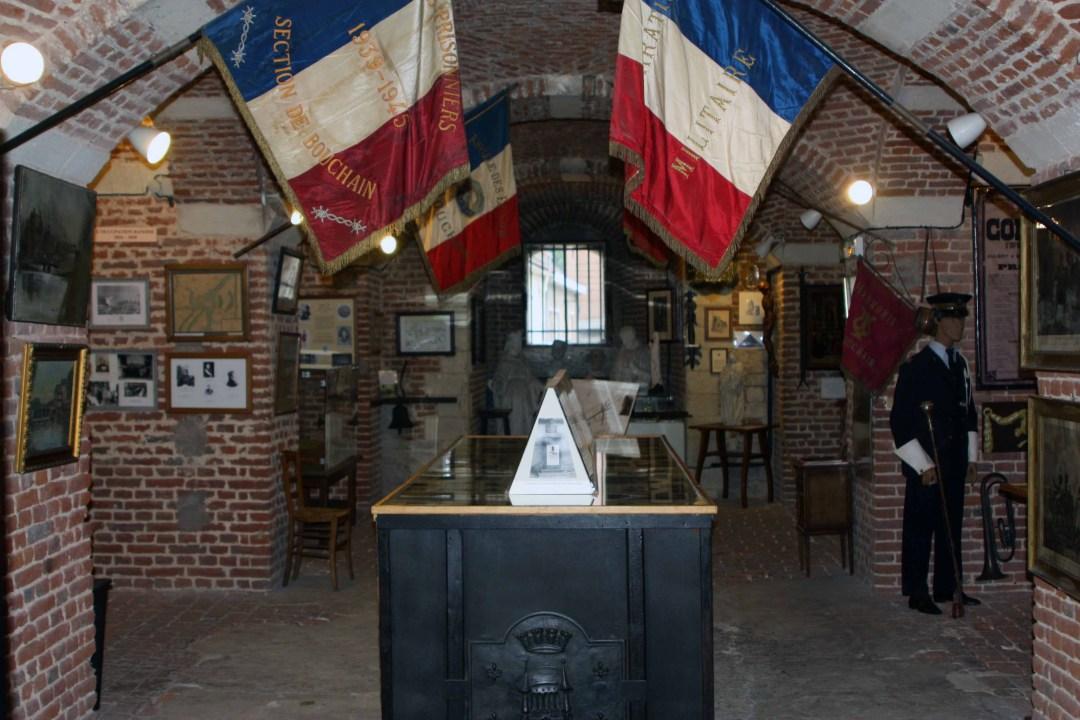 Musée Ostrevant Bouchain étage (1)