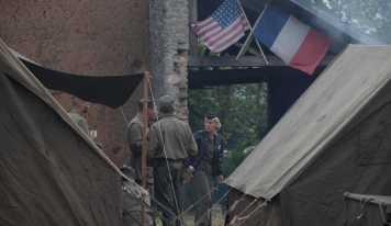 Tente US Squad II 101e airborne