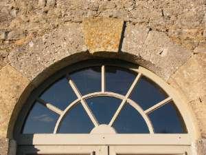 Entree facade sud epoque louis XV 1779