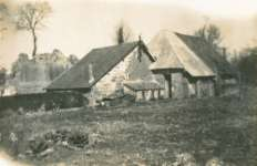 ruines de la ferme de la chesnee a meautis