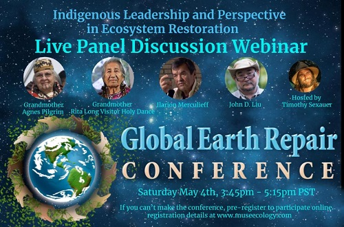 Indigenous Perspective Restoration Panel small