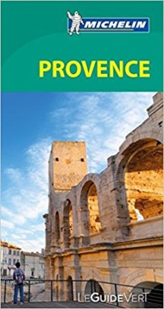 Couverture michelin provence
