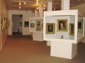 Salle 19è Eugène Boudin et les peintres de l'estuaire