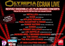 Muse France Concours Olympia
