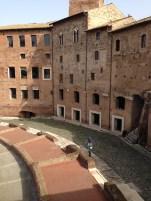 Mercati di Traiano - Museum View