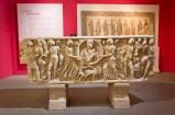 Sarcófago de las Estaciones. Monte da Azinheira, Reguengos de Monsaraz, Évora Siglo III d.C. Museu Nacional de Soares dos Reis – Porto.