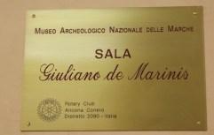 Sala Giuliano De Marinis
