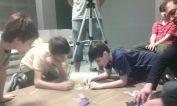 Participantes Taller Animación