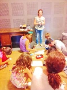 Actividades para chicos en el Museo