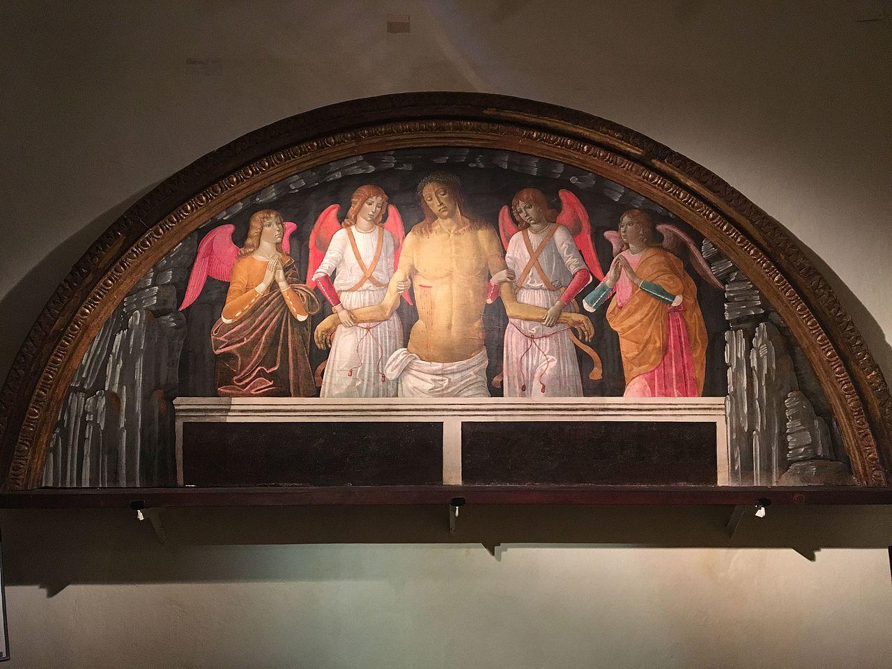 Girolamo di benvenuto del Guasta