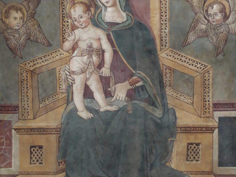 sacra Maestà Piermatteo D'Amelia