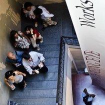 Inaugurazione della mostra, Museo della Grafica-Palazzo Lanfranchi, 16 giugno 2012