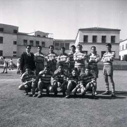 12. Rugby. Formazione del nascente rugby pisano (Archivio Frassi, Fondazione Pisa)