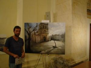 Tercer Premio Francisco Javier Fernández Carretero
