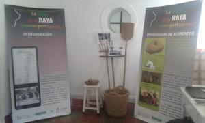 """Museo Etnográfico """"González Santana"""". Olivenza. Extremadura.  La Mujer en la Raya"""