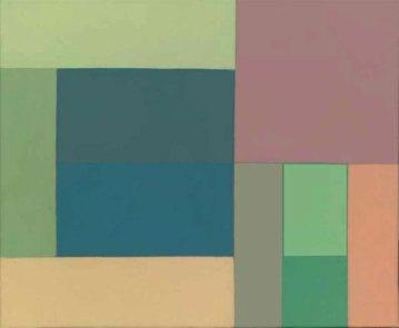 Pedro Salaberri, Abstractos. Exposiciones Museo Gustavo de Maeztu
