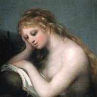 """Las mejores pinturas de Goya en el Museo Lázaro Galdiano (4): """"La Magdalena penitente"""". Por Carlos Saguar Quer"""