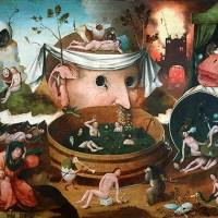 """""""La Visión de Tondal"""", obra de un seguidor de El Bosco conservada en el Museo Lázaro Galdiano. Interpretación iconográfica por Amparo López"""