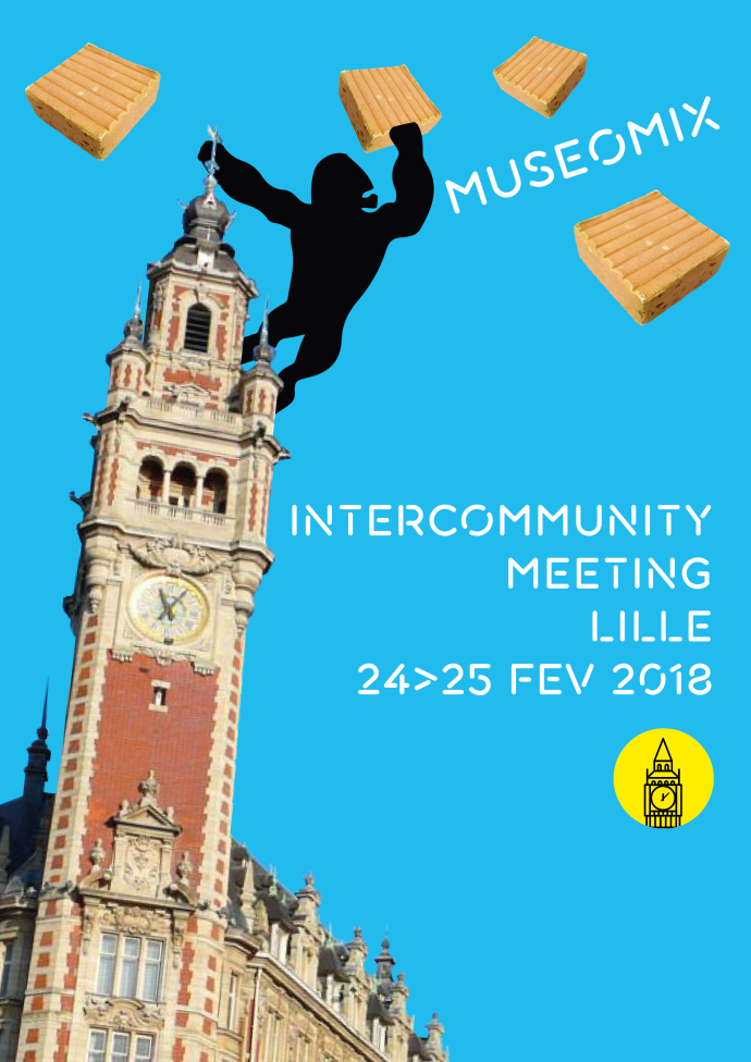 Interco Museomix Nord PBA Lille 2018