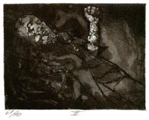 otto dix Hombre muerto en el barro 1924