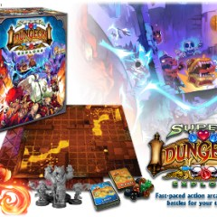 Happiness is Rolling Dice – Super Dungeon Explore