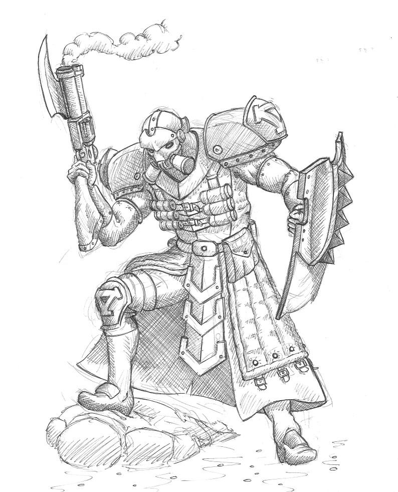 02 Assault kommando