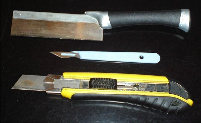 01 Cutting tools