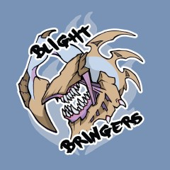 Blight Bringers Ep 76 – Bethayne and Kryssa, BFFs