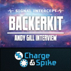 Charge & Spike Signal Intercept: Backerkit