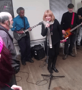Waltzing Toward Armegddon, Studio 353 NYC Feb 2017