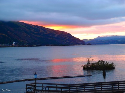 Hood River Sunrise