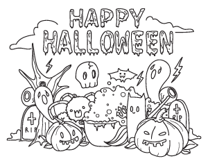Free Printable Holiday Coloring Pages Page 7