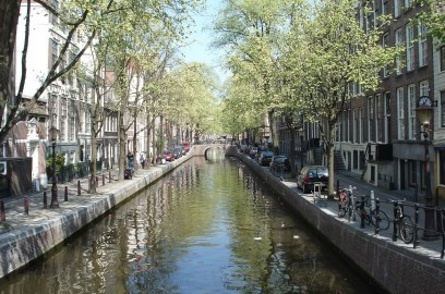 Amsterdam. I've lost count of the number of times I've been here. The last time was presenting at a Unilever conference. Picturesque and calming in some respects. Seedy in others. (Amsterdam, not the Unilever conference.)