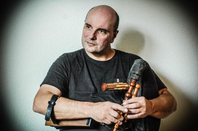 Markus Maggiori spielt Musette de Cour