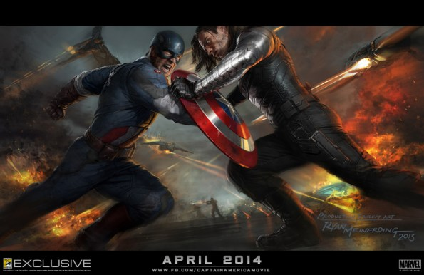 Marvel Captain America: The Winter Soldier